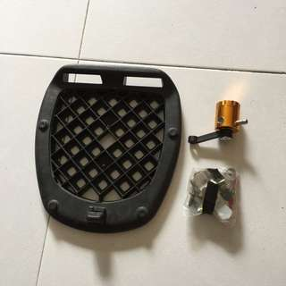 GIVI Box Base Plate (Free Brake Reservoir)