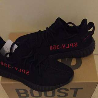 YEEZY BRED size US7