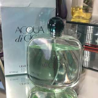 Aqua Di Gio Armani Perfume 100ml