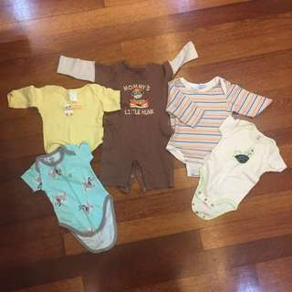 Baby Romper 3 To 6 Months