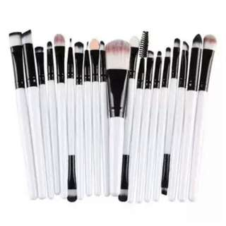 20PCS Make Up Brushes Professional
