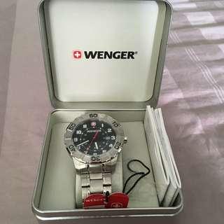 Swiss Wenger Roadster Watch