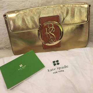 Authentic Kate Spade Clutch