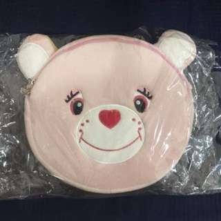 日本 CARE BEARS 愛心熊 彩虹熊 雙色包 200元(含運)