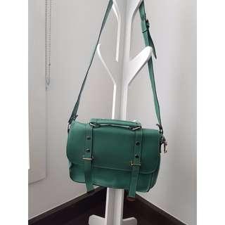 BN satchel cross body bag