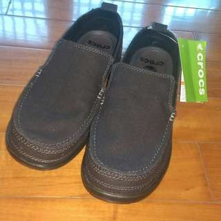Crocs 全新黑色鞋