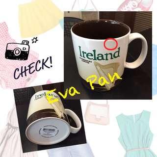 星巴克 Starbucks 愛爾蘭 Ireland 馬克杯 城市杯