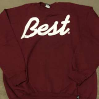 Breezy Excursion XL Red/Maroon Jumper