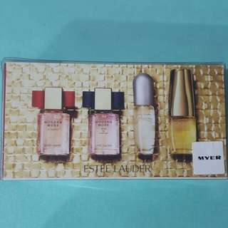 Estee Lauder Fragrance Treasures (Travel Pack)