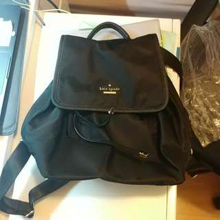 Kate Spade Backpack 背包 100% Real And New