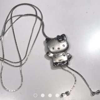 Hello Kitty 項鍊 長度可調