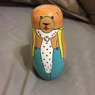 Matryoshka Dolls - Bears