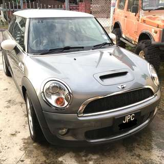 2008/13 Original R56 Mini Cooper S 1.6 Turbo (sell By Owner)