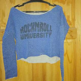 Mini Sweatshirt (Croptop)