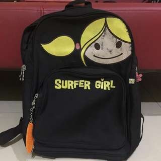 SURFER girl backpack(ori)