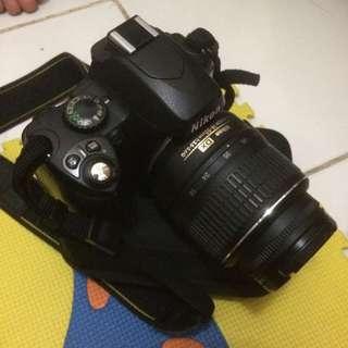 Dijual Nikon D40x No Lensa...