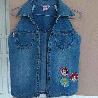 DISNEY PRINCESS JACKET FOR KIDS