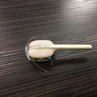 Jabra藍牙耳機(白)