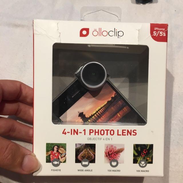 4in1 Photo Lens