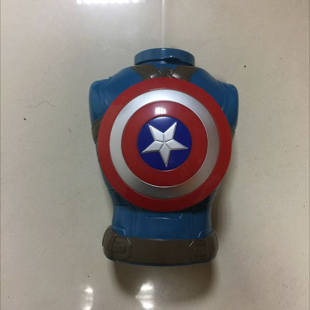 具有收藏價值-美國隊長水壺