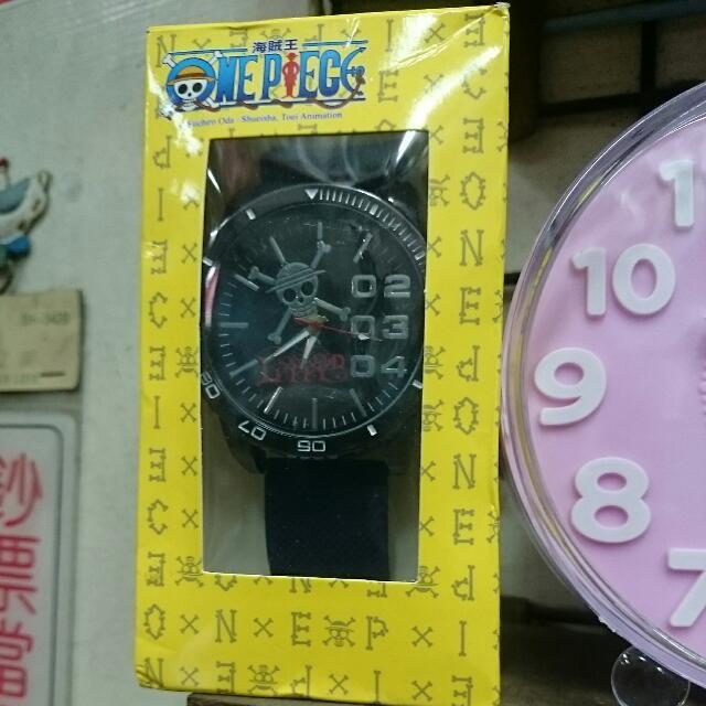 海賊王手錶