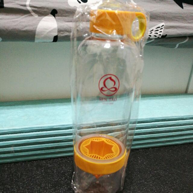 (消費滿500免費送)全新 仙桃牌 塑膠水壺