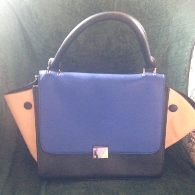 Accent Celine Trapeze Inspired Bag