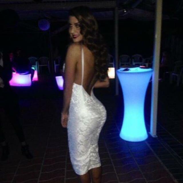 Amy Taylor Designer Dress
