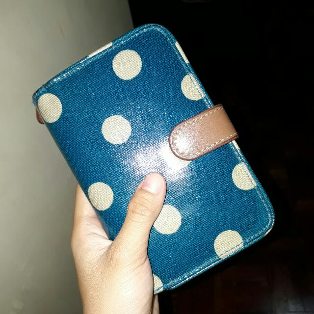 REPRICED Authentic Cath Kidston wallet