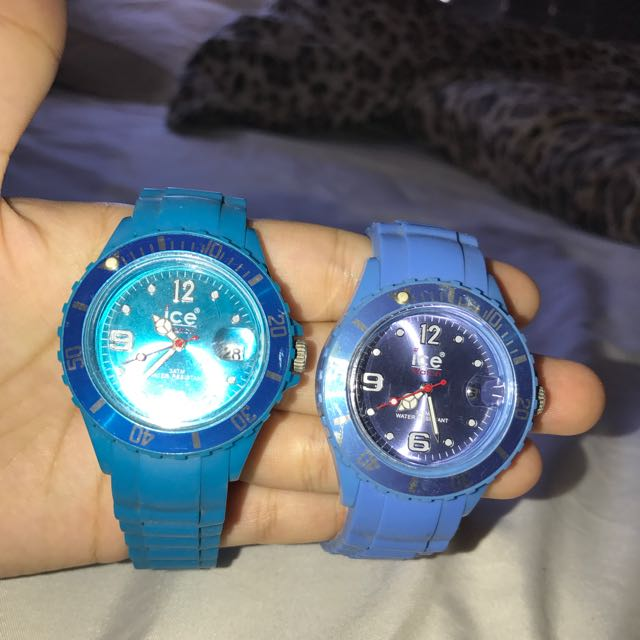 AUTHENTIC ICE WATCHES