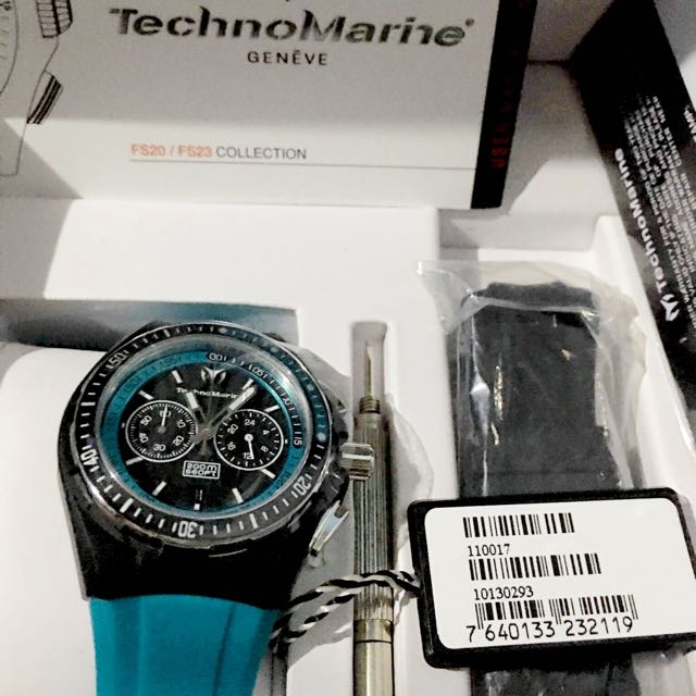 Authentic Technomarine Watch From US