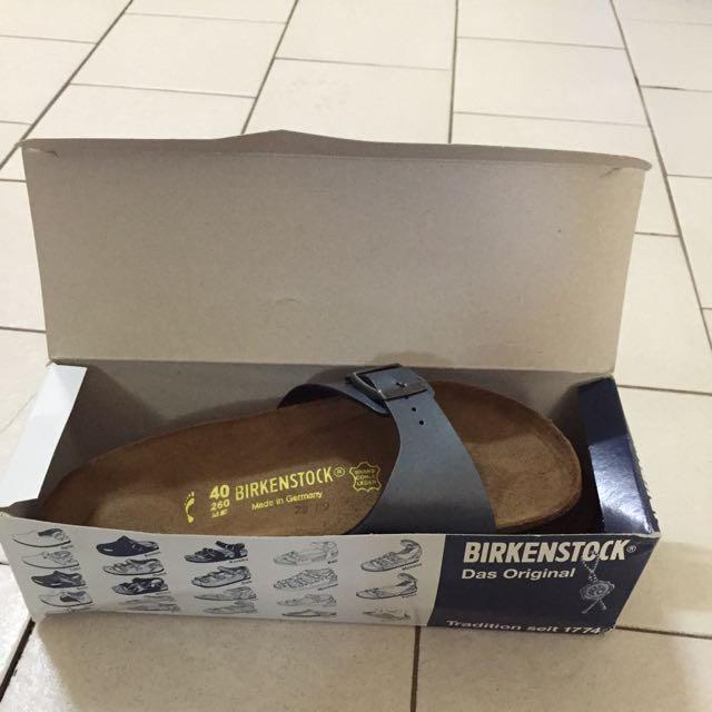 Birkenstocks Madrid Size 40