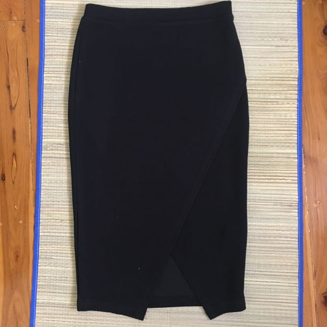 Black Skirt - Size M