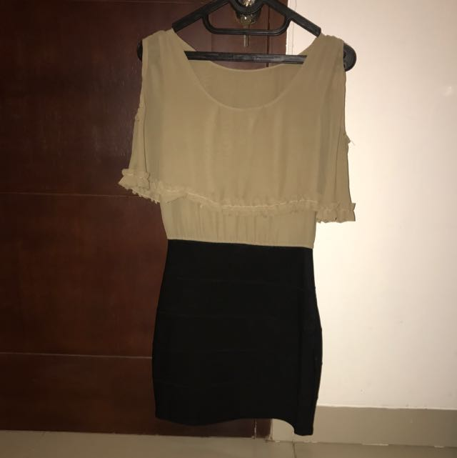 Black&Brown Bodycon