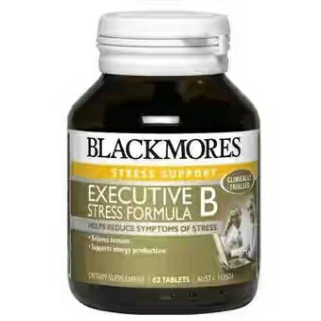 Blackmores Executive B (62 Tablet)