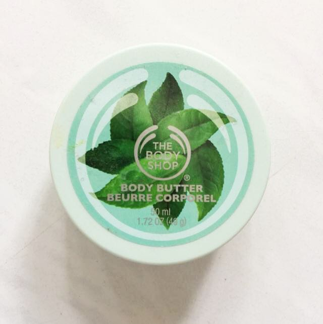 Body Butter The Body Shop NEW