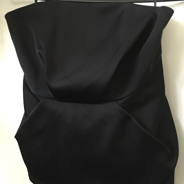 Cameo Strapless Top
