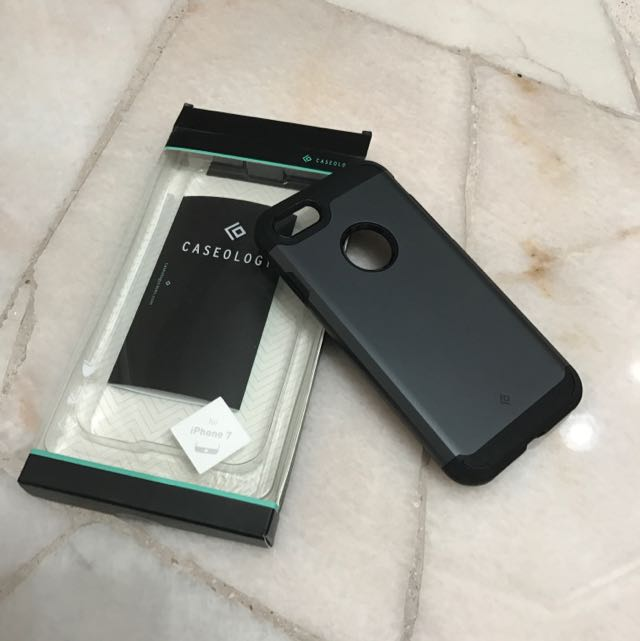 brand new 5a358 21648 Caseology Titan Series Case For Iphone 7