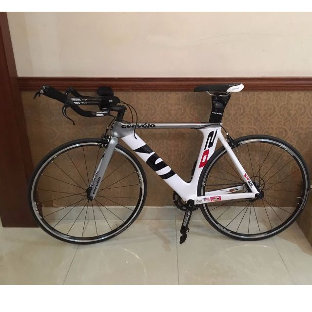 cervelo p2 tt bike (time trial), Sports, Bicycles on Carousell