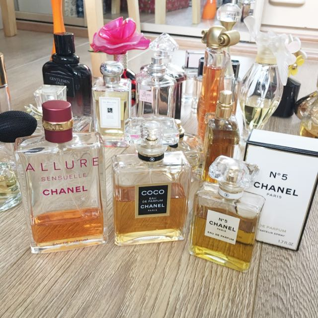 CHANEL No 5 COCO ALLURE PARFUM