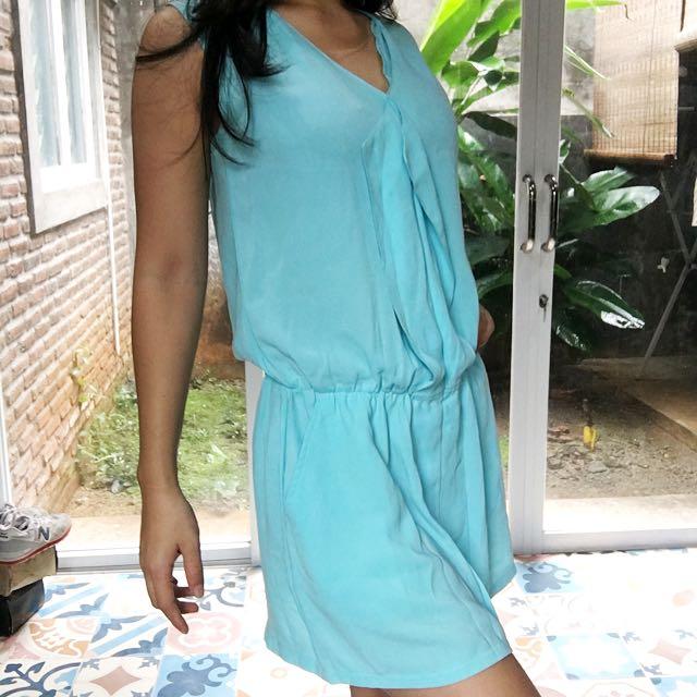 Gaudy Chic Mini Dress