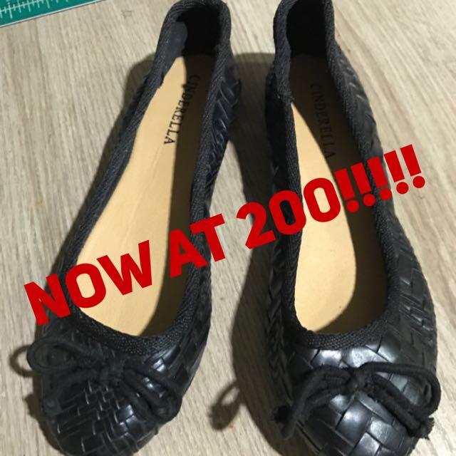 🐵Cinderella Ballerina shoes
