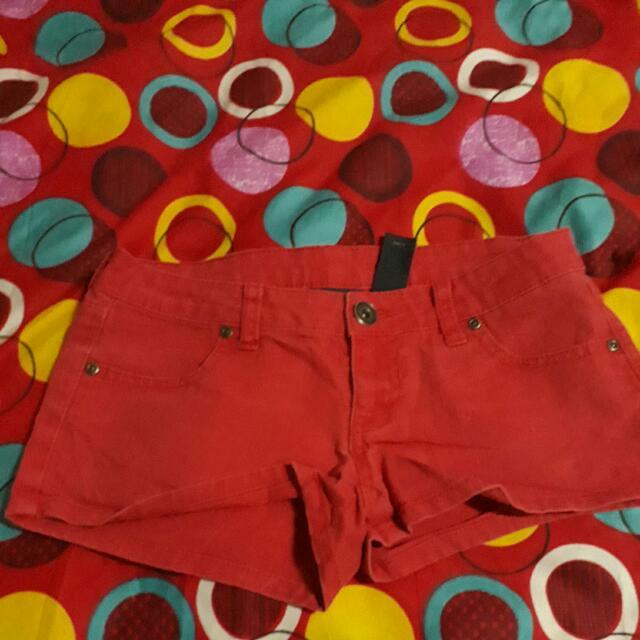 City Street Shorts