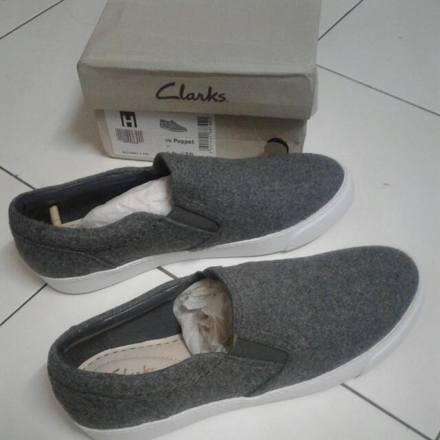 REDUCED Clarks Shoes