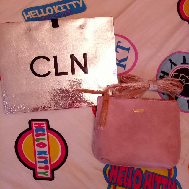 REPRICED! CLN Sling Bag