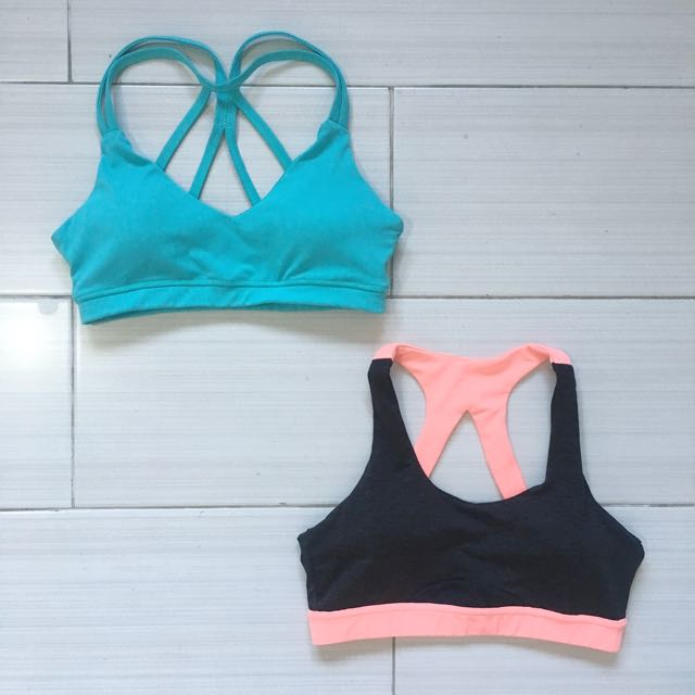 COTTON ON Sports Bras 2 For P500