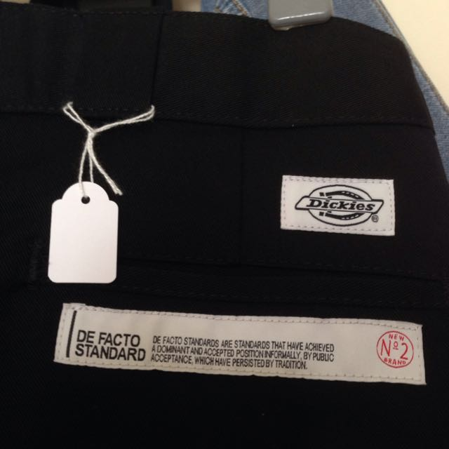 Dickies 874 x Bewdin and The Heartbreakers Crop Pants