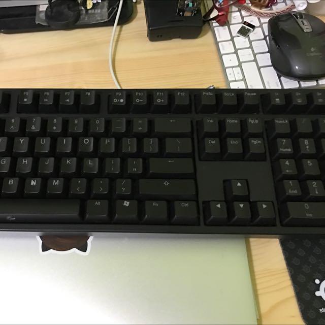 Ducky Mechanical Keyboard (blue switch)