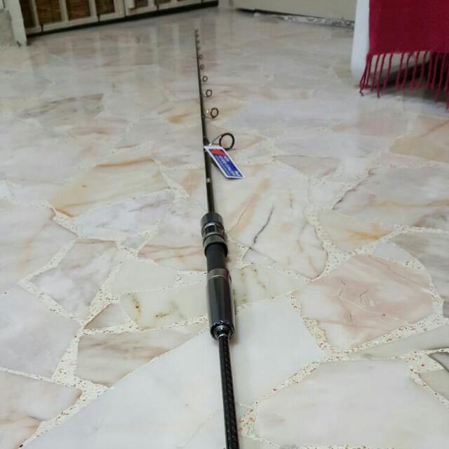 Encastic Light Jigging Rod Pe1-3