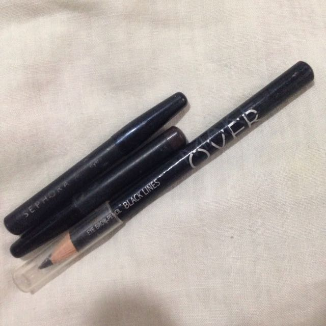 Eyebrow Pencil And eyeliner